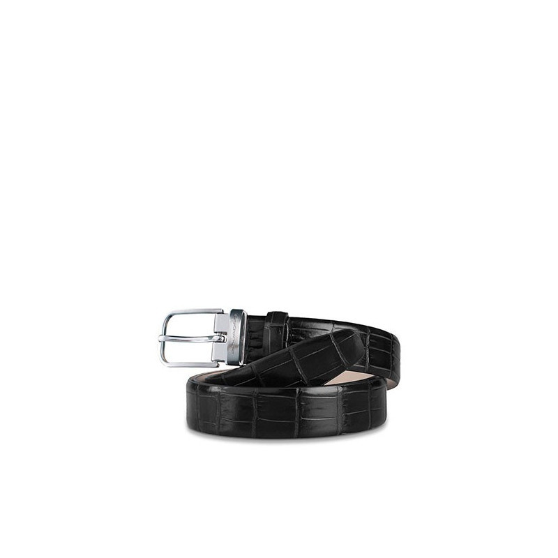 Ремень PIQUADRO черный C47/Black CU3419C47_N