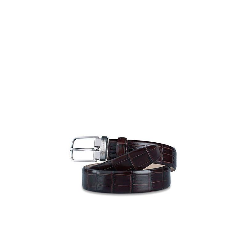 Ремень PIQUADRO коричневый C47/Brown CU3419C47_M