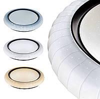 Потолочный светодиодный светильник 82w, люстра с пультом управления d50см. ZL70082