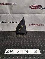 ZP0792 876611J000 отделка стекла двери Hyundai/Kia i20 08-14 перед R www.avtopazl.com.ua