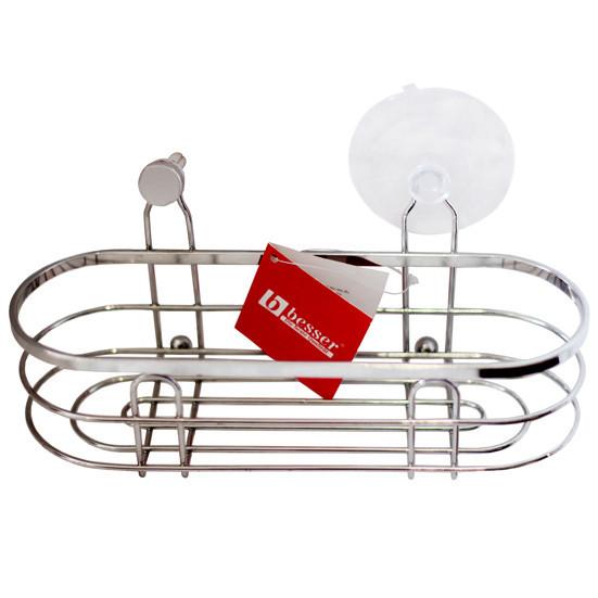 Корзинка для ванной Besser овальная 21.5*8*9см KM-0525