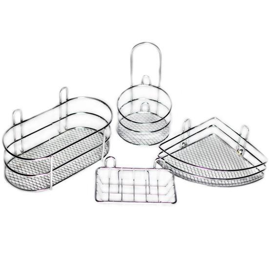 Набор аксессуаров для ванной Besser 4 предмета KM-0528