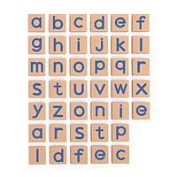 Набор Viga Toys Магнитные буквы Строчные 40 шт. (50590)