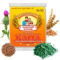 Каша № 30 -  пшеничная с расторопшей, спирулиной.