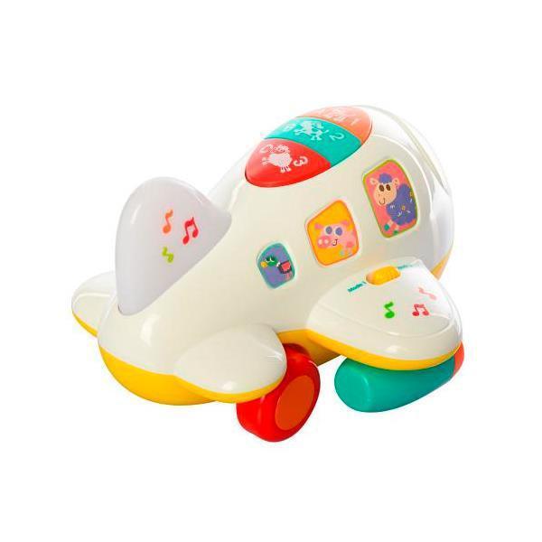 Игрушка Hola Toys Самолетик (6103)