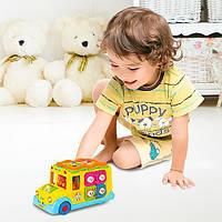 Игрушка Hola Toys Школьный автобус (796), фото 1
