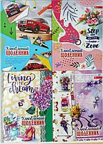 Дневник школьный «Скат» (укр) твердый с закладкой, фото 2