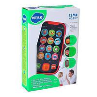 Игрушка Hola Toys Мой первый смартфон (3127-pink)