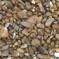 Галька коричневая речная 10-20 мм, фото 1