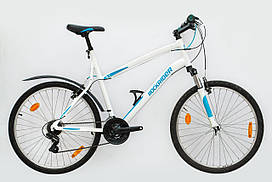 Велосипед Rider Btwin S1 26 White Blue Б/У