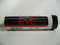 Батарейка EVE ER14505 (AA), 2700 мАч, 3.6 В литиевая