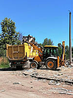 Вывоз и погрузка строительного и бытового мусора