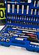 Набор Инструментов Ключей (Головок) Rainberg RB, 108 Единиц+Кейс, фото 2