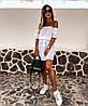 Женское летнее платье из прошвы (с-л)