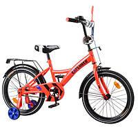 Велосипед двухколесный EXPLORER 18 T-21818 Красный