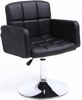 Барный стул хокер Bonro B-869-1 black, white
