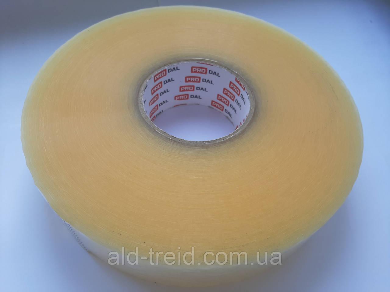 Стрічка пакувальна машинна (скотч) 48*1000 (40 мкм) Power Tape