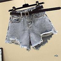 Женские джинсовые шортики