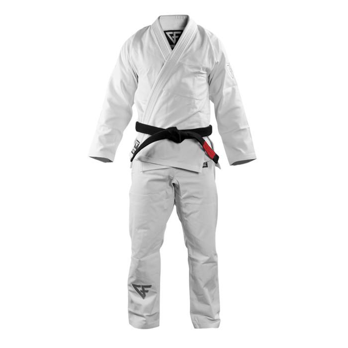 Кимоно для Бразильского Джиу-Джитсу Ground Force Basic Белое