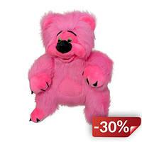 Мягкая игрушка Kronos Toys Мишутка Медовик 43 см Розовый (zol_118-3)