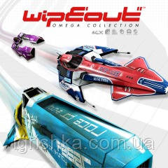 Wipeout Omega Collection Ps4 (Цифровой аккаунт для PlayStation 4) П3