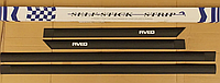 Молдинги на двери Klimek Chevrolet Aveo I (2002-2011)