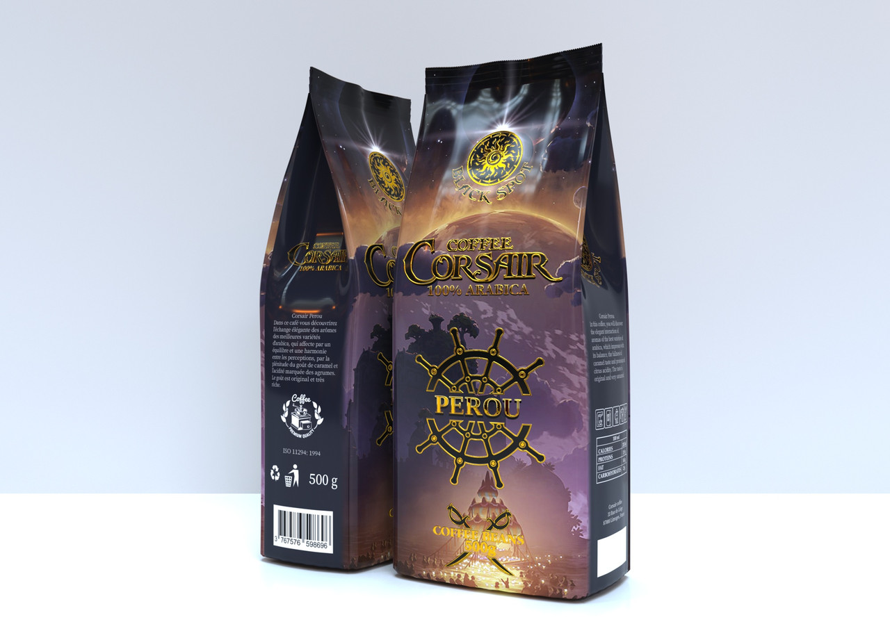 Corsair Perou 500 г. зерно