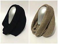 Стильный женский шарф-хомут Homut k-120728