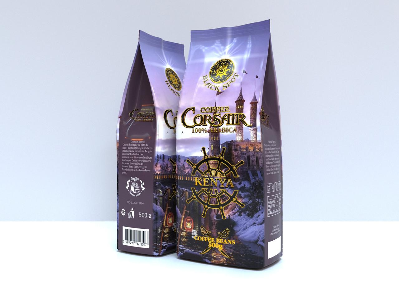 Corsair Kenya 500 г. зерно