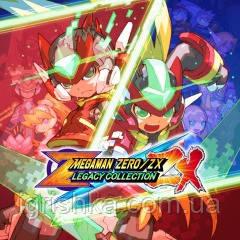 Mega Man Zero/Zx Legacy Collection Ps4 (Цифровий аккаунт для PlayStation 4) П3