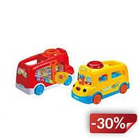 Интерактивный автобус Kronos Toys QX-91103E (tsi_43388)