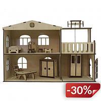 3D пазл Зірка 90446 Игровой домик с лифтом (tsi_38823)