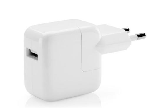 Сетевое зарядное устройство IPad 10W USB Power Adapter Белое