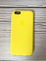 "Чехол Silicon iPhone 6 - ""Лимонад №37"""