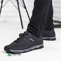 Кросівки чоловічі чорні, фото 3