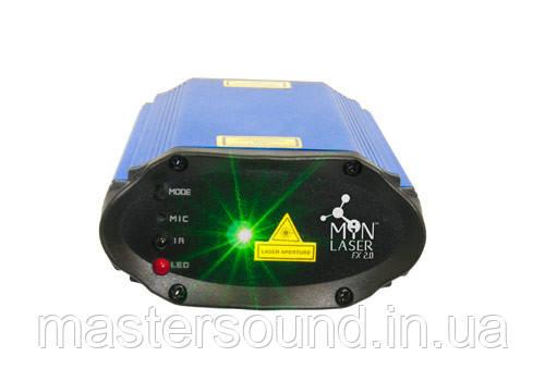 "Лазер Chauvet MIN LASER FX 2.0 - Интернет-магазин ""Master sound"" в Харькове"