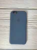 "Чехол Silicon iPhone 6s - ""Alaska blue №57"""