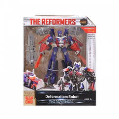 Трансформер W6699-25-1 (Optimus Prime) TF, 17см, машинка+робот