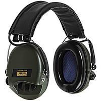 Активні навушники SORDIN Supreme Pro X, шкіряне наголов'я