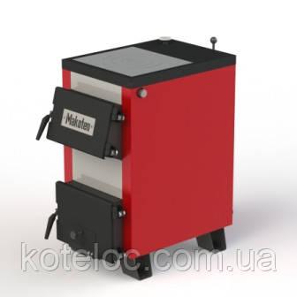 Твердотопливный котел Kotlant KT 15 кВт с варочной панелью