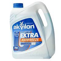 Akvilon Antifreeze EXTRA -40 G11 (синій) 4,3л.
