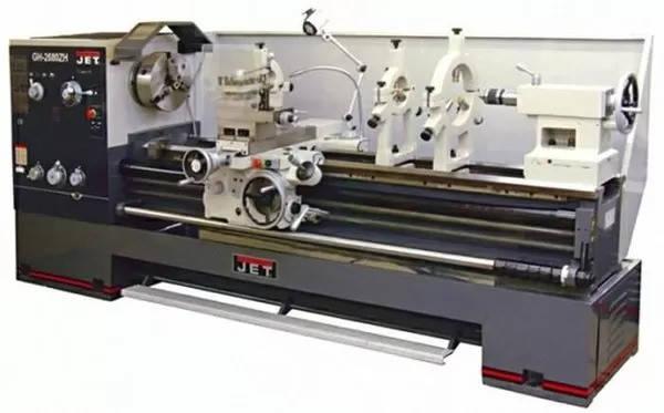 Токарно-винторезный станок JET GH-2660 ZH DRO RFS, фото 2