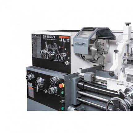 Токарно-винторезный станок JET GH-1860 ZX DRO RFS, фото 2