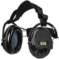 Активні навушники SORDIN Supreme Pro X з заднім тримачем BLACK