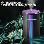 Ультразвуковой увлажнитель воздуха Humidifier A8 USB. Настольный увлажнитель воздуха, фото 2