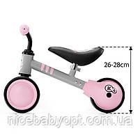 Каталка-беговел Kinderkraft Cutie Pink, фото 2