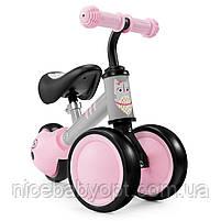 Каталка-беговел Kinderkraft Cutie Pink, фото 8