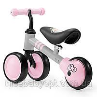 Каталка-беговел Kinderkraft Cutie Pink, фото 5