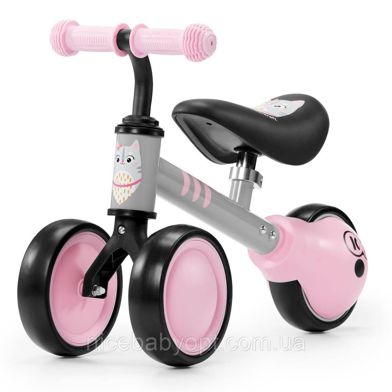 Каталка-беговел Kinderkraft Cutie Pink