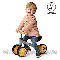 Каталка-беговел Kinderkraft Cutie Pink, фото 9